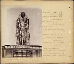 Statue of Khafra by Boston Public Library.jpg