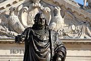 Statue of King Stanislas