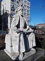 Statue of Stefan Batory by Janos Pasztor, 2017 Zuglo.jpg