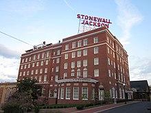 Stonewall Jackson Hotel Building