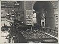 Steam trains on Harbour Bridge, 1932 (8283777664).jpg