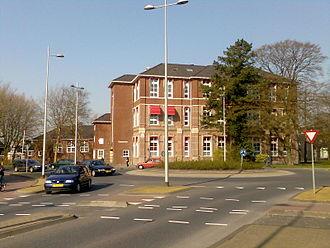 Leeuwarden - Stedelijk Gymnasium in 2007