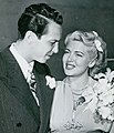 Stephen Crane and Lana Turner, 1942.jpg