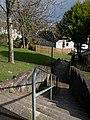 Steps from Spencer Gardens, Saltash - geograph.org.uk - 1194341.jpg