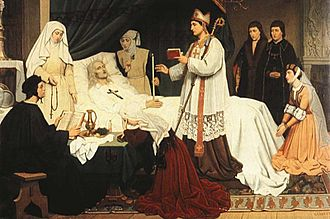Glymes family - Death of John II of Glymes, lord of Berghen