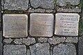 Stolperstein Duisburg 400 Ruhrort Dr-Hammacher-Straße 13 3 Stolpersteine.jpg