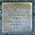 Stolperstein HB-Sebaldsbrücker Heerstraße 29 - Hudes Londner.jpg