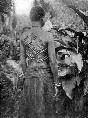 Tetela people - Image: Storyofthe Congo Free State 150b