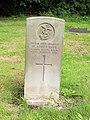 Stott (William) CWGC gravestone, Flaybrick Memorial Gardens.jpg