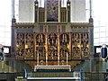 Strängnäs domkyrka, altarskåp vid högaltaret från 1480–1490, 2019b.jpg