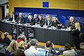 Strasbourg Parlement européen liberté journalistes otages en Syrie 5 février 2014 10.jpg