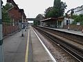 Streatham Hill stn look west.JPG