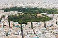 Strefi hill from Lycabettus Athens Greece.jpg