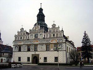 Stříbro - Town hall