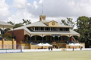 Allan Border Field Cricket ground