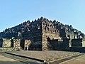 Suasana Pagi Hari di Candi Borobudur, Borobudur, 17062018.jpg