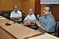Subhabrata Chaudhuri Addresses - Valedictory Session - Workshop for Organising World Robot Olympiad - NCSM - Kolkata 2016-06-17 4710.JPG
