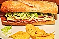 Submarine sandwich and chips.jpg