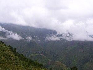 Mount Binuluan - Sugo-oc Fumarole Field