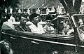 Sukarno in car, Impressions of the Fight ... in Indonesia, p23.jpg