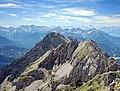 Sulzleklammspitze - Südliche Linderspitze.jpg