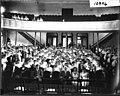Summer school staff and students in Auditorium Building 1911 (3199686961).jpg