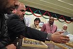 Summit on water conservation brings Afghan provincial leadership to the table 120301-N-UR169-373.jpg