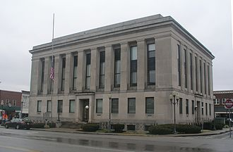 Sumner County, Tennessee - Image: Sumner County Tennessee Courthouse
