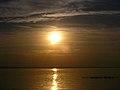 Sun on Lake Pleshcheyevo.JPG