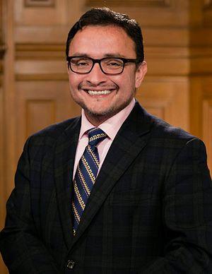 David Campos - Image: Supervisor David Campos