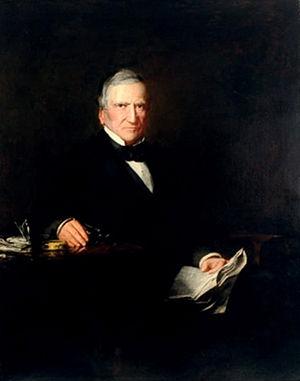 Thomas McCall Cadwalader - Susan Macdowell Eakins, General Thomas McCall Cadwalader Seated at a Table, 1882