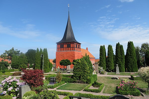 Svaneke Church