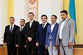 Svoboda in Kyiv City Council 2014.jpg