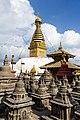 Swayambhunath Stupa -Kathmandu Nepal-0337.jpg