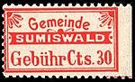 Switzerland Sumiswald 1905 revenue 30c 9.jpg