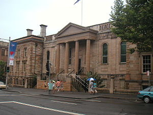 Sydney Grammar School - 'Big School'