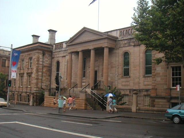 Sydney Grammar School Big School