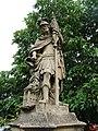 Szent Flórián-szobor Kaposvár-Toponáron.jpg