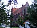 Szkoła. Kamień Pomorski, pl. Katedralny 5 bk2.jpg