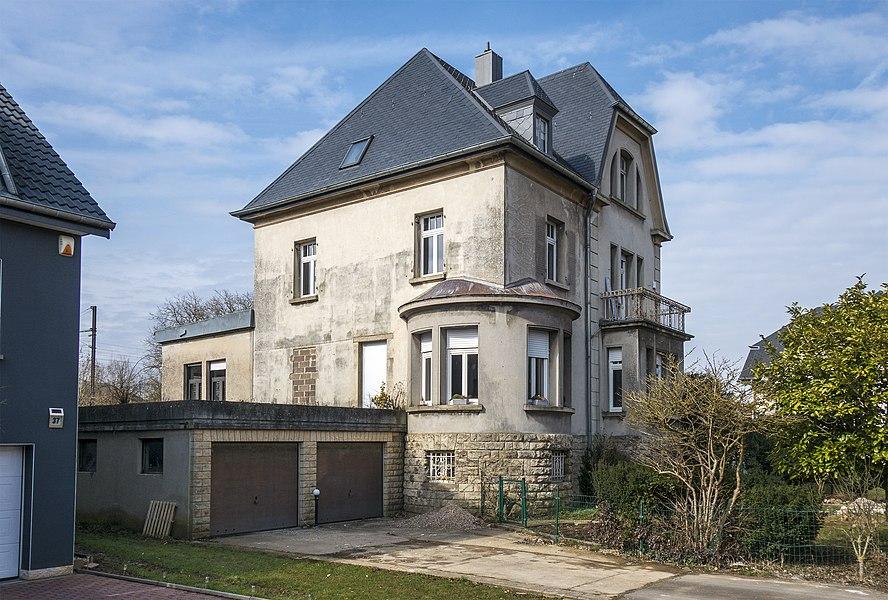 Building in Tétange, 39 rue Pierre Schiltz