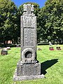 Tønsberg Old Cemetery Norway Commonwealth War Graves Commission British WWI memorial 1916 2016-08.jpg