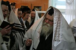 TAY Rebbe prayer.JPG