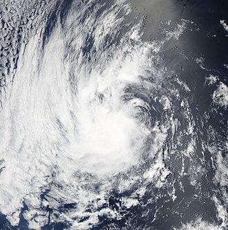 2007 Pacific hurricane season - Image: TD Three E 2007 2036Z June 11