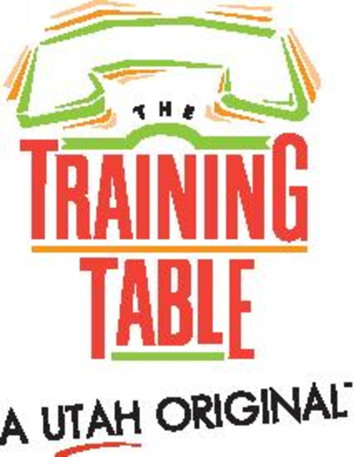 The Training Table Wikipedia - Training table restaurant