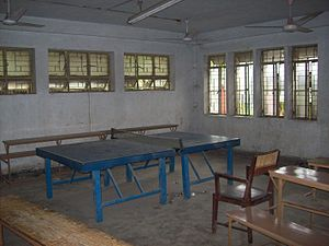 Bidhannagar Government High School - Image: TT Room