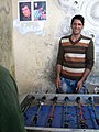 Table Football Club - west suburb of Nishapur near Shatita Mosque 10.JPG