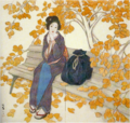 TakehisaYumeji-1920-Rest in Autumn.png
