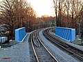 Talbot Avenue Fairmount Line bridge.JPG