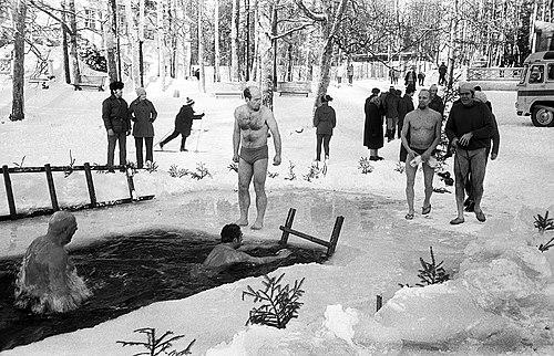 Talisuplus Nelijärve Purgatsi järves (1972)