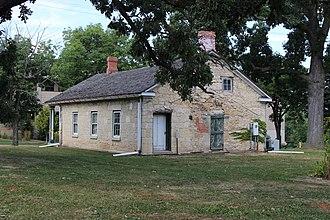 Lincoln–Tallman House - Image: Tallman House 2